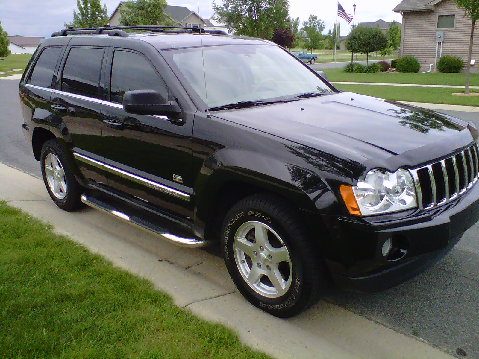 Jeep Grand Cherokee Limited Wd Pic