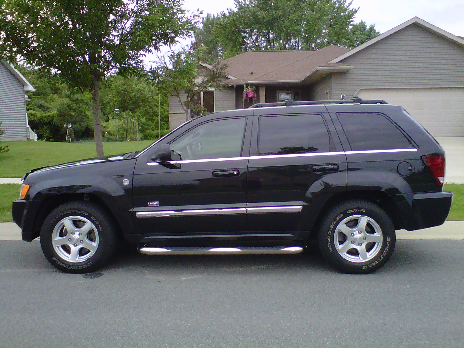 picture of 2005 jeep grand cherokee limited 4wd exterior. Black Bedroom Furniture Sets. Home Design Ideas