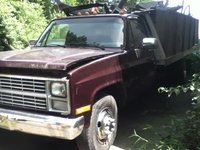 1983 Chevrolet C/K 30 Overview