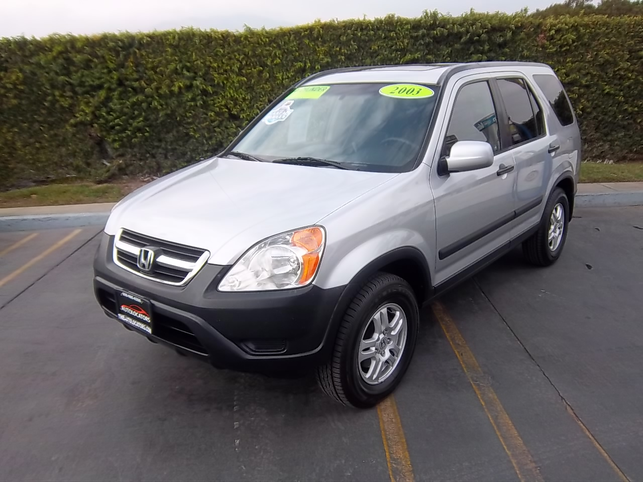 Honda 2003 honda crv 2003 toupeenseen for Motor warranty services of north america