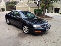 1998 Acura CL Overview