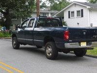 Picture of 2007 Dodge Ram Pickup 2500 SLT  Quad Cab 4WD, exterior