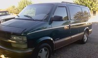 Picture of 1997 Chevrolet Astro Extended RWD, exterior, gallery_worthy