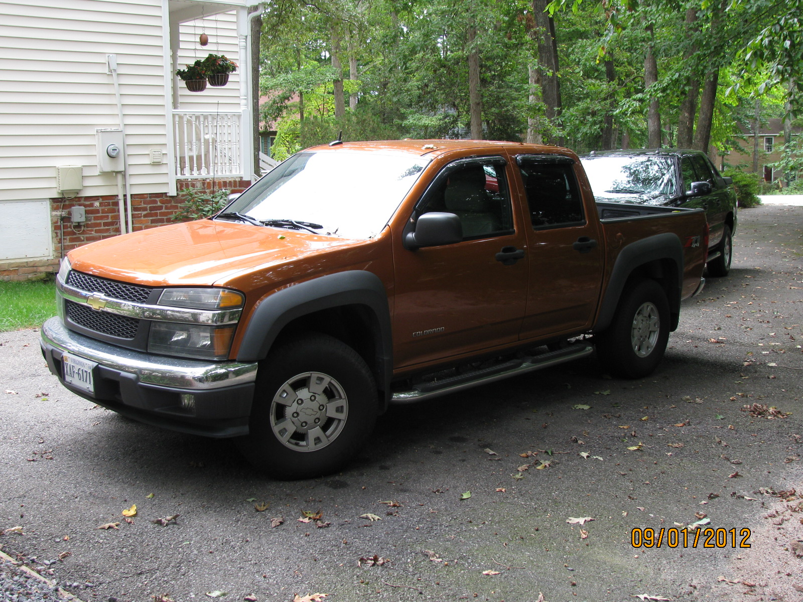 2005 chevrolet colorado 4 dr z71 ls base 4wd crew cab sb picture. Cars Review. Best American Auto & Cars Review