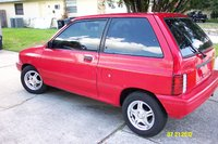 Picture of 1992 Ford Festiva GL, exterior, gallery_worthy