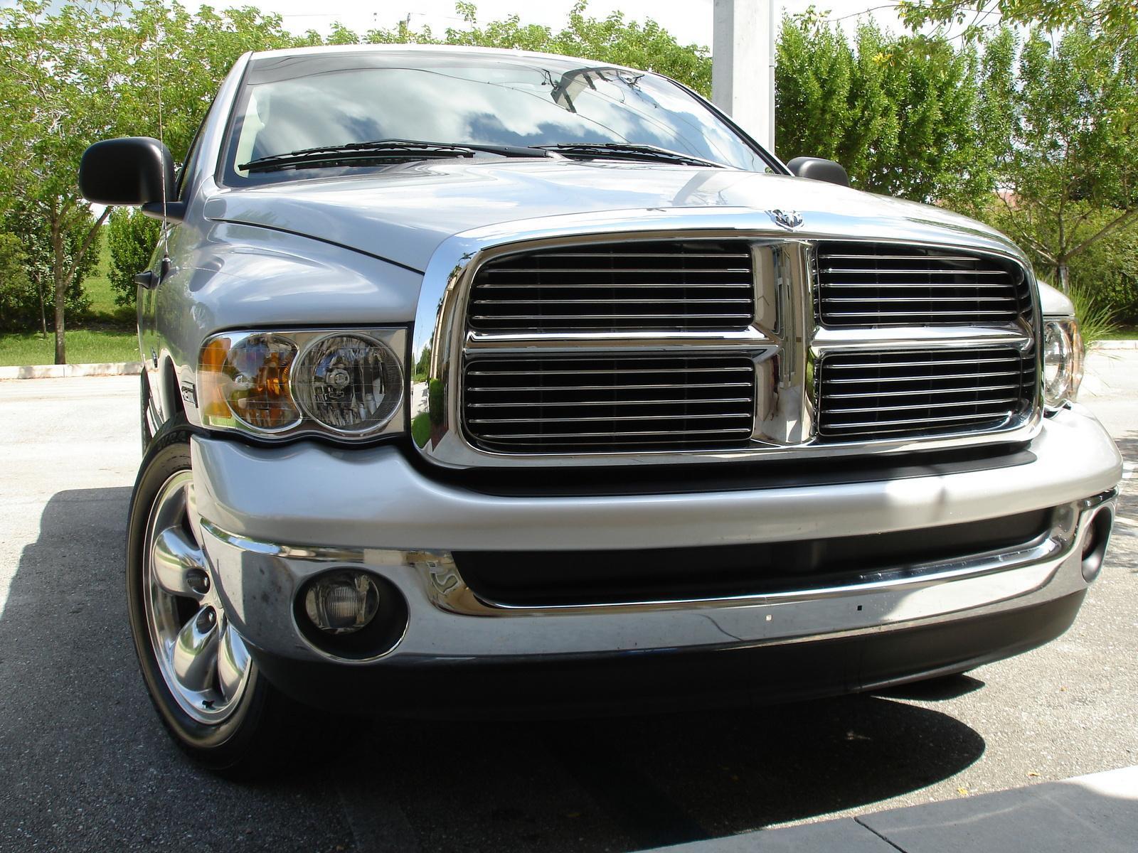 picture of 2004 dodge ram pickup 1500 laramie quad cab lb exterior. Black Bedroom Furniture Sets. Home Design Ideas