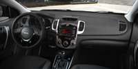 2013 Kia Forte Koup, interior front drivers view, interior, manufacturer