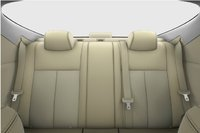 2013 Nissan Altima Coupe, interior rear full view, interior, manufacturer, gallery_worthy