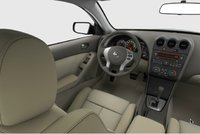 2013 Nissan Altima Coupe, interior front drivers side, interior, manufacturer