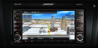 2013 Nissan Altima Coupe, interior front navigation panel, interior, manufacturer, gallery_worthy