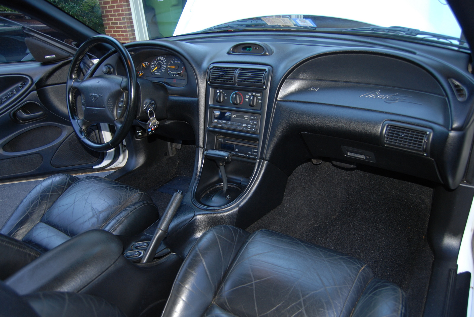 1994 Ford Mustang Interior Pictures Cargurus