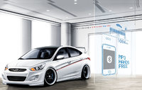 Picture of 2012 Hyundai Accent GLS Sedan FWD, exterior, gallery_worthy