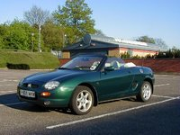 1996 MG F Picture Gallery