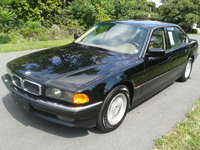 1997 BMW 7 Series 750iL picture, exterior