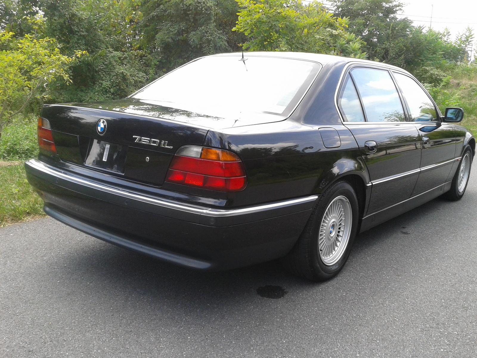1997 Bmw 7 Series Pictures Cargurus