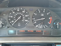 1997 BMW 7 Series 750iL picture, interior