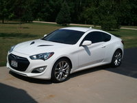 Picture of 2013 Hyundai Genesis Coupe 3.8 R-Spec, exterior, gallery_worthy