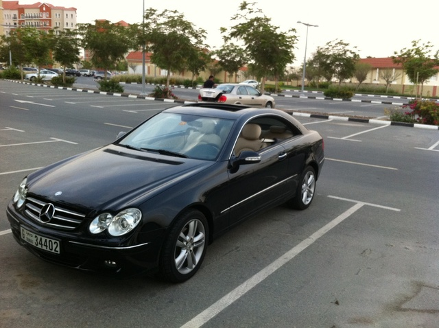 Picture of 2006 Mercedes-Benz CLK-Class
