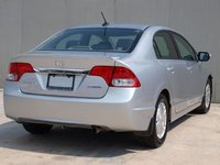 Picture of 2009 Honda Civic Hybrid w/ Nav and Leather, exterior