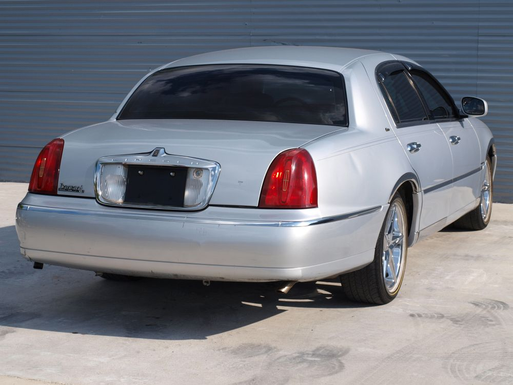 manual lincoln ls 2001 español