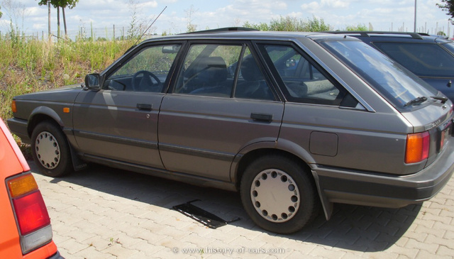 Picture of 1990 Nissan Sunny