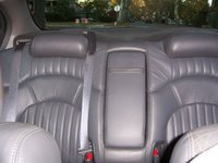 Picture of 2001 Pontiac Bonneville SLE, interior