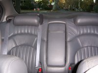 Picture of 2001 Pontiac Bonneville SLE, interior