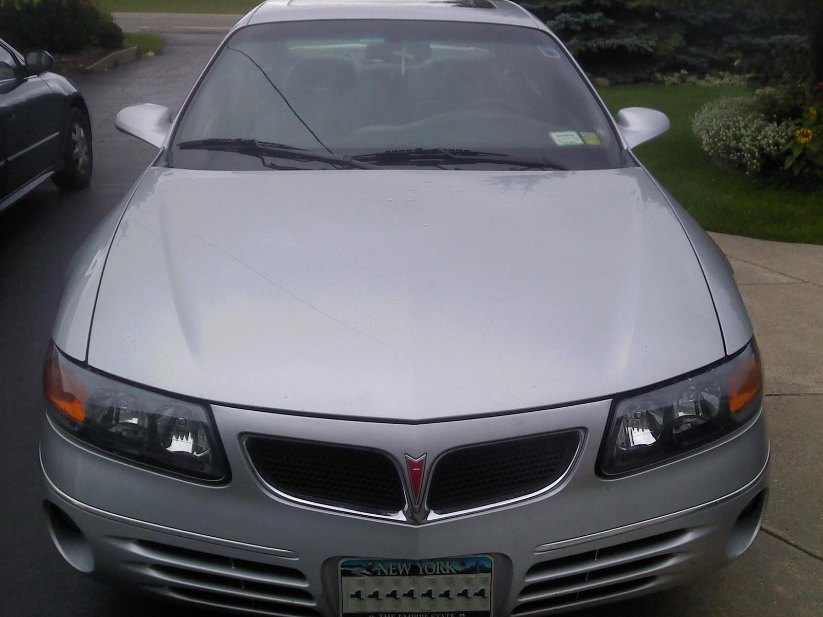 Picture of 2001 Pontiac Bonneville SLE, exterior