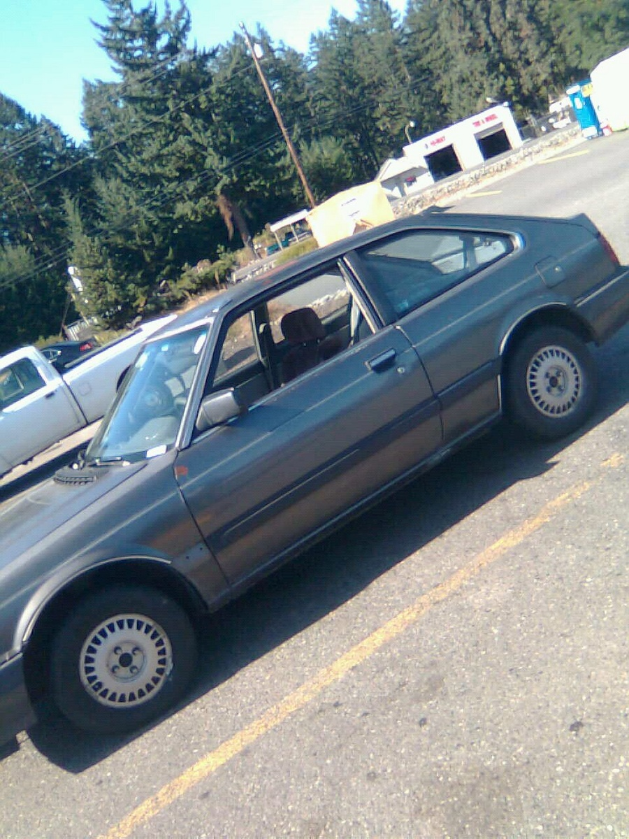 1984 Honda Accord