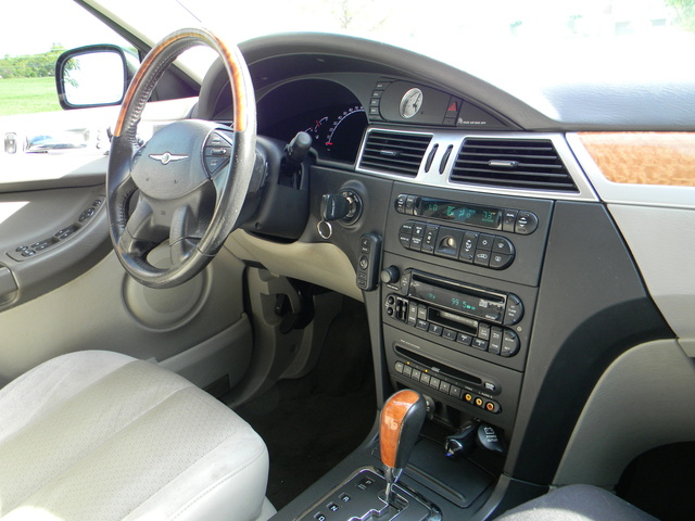 Picture of 2006 Chrysler Pacifica Limited AWD, interior, gallery_worthy