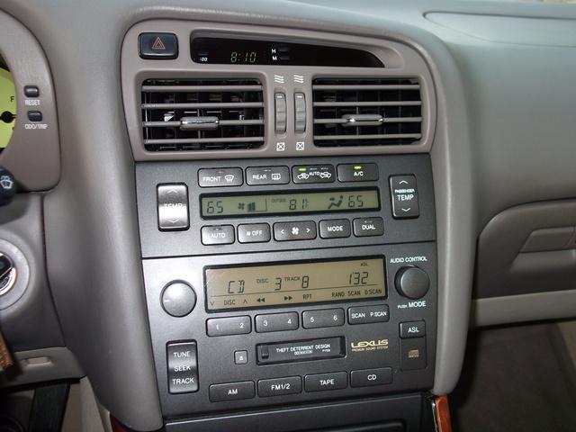 1998 Honda Accord Reviews >> 1999 Lexus GS 300 - Pictures - CarGurus