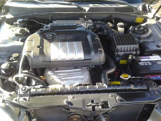 2003 Hyundai Sonata Engine