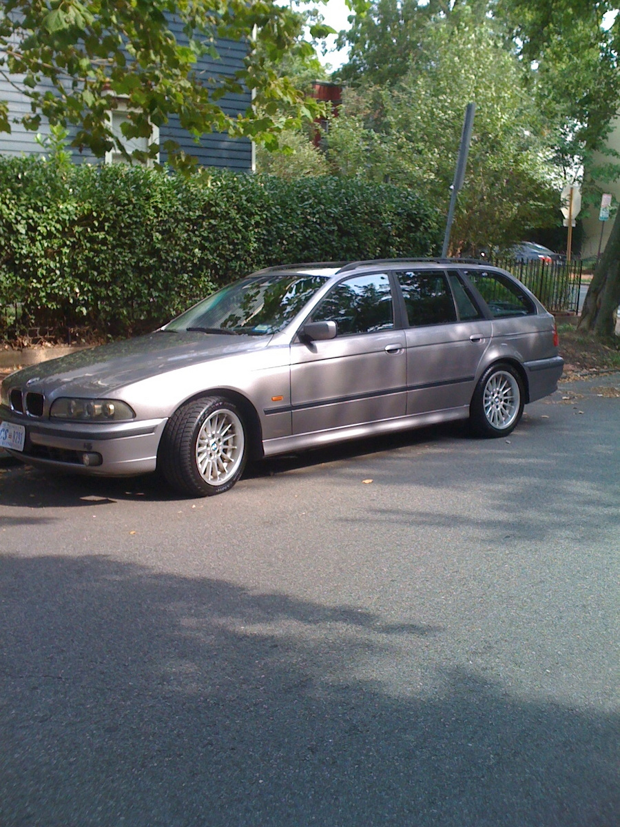 2000 bmw 5 series exterior pictures cargurus. Black Bedroom Furniture Sets. Home Design Ideas