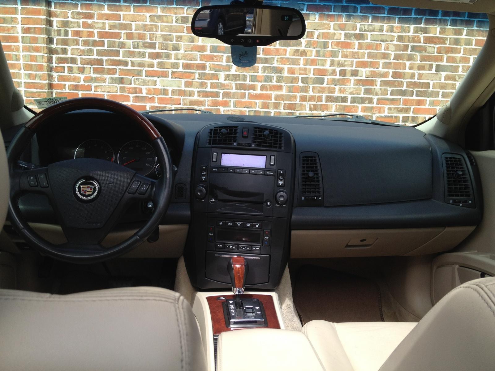 2005 Cadillac SRX Interior Pictures CarGurus