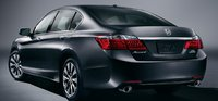 2013 Honda Accord Plug-In Hybrid, Back quarter view., exterior, manufacturer