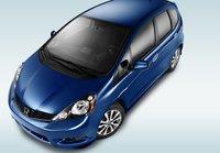 2013 Honda Fit, Front quarter view., exterior, manufacturer