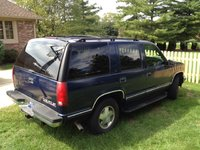 Picture of 1998 Chevrolet Tahoe 4 Dr LT 4WD SUV, exterior, gallery_worthy