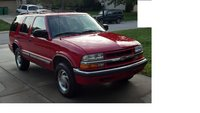 Picture of 2000 Chevrolet Blazer 4 Dr LT 4WD SUV, exterior