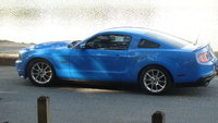 Picture of 2011 Ford Mustang GT Premium Coupe RWD, exterior, gallery_worthy