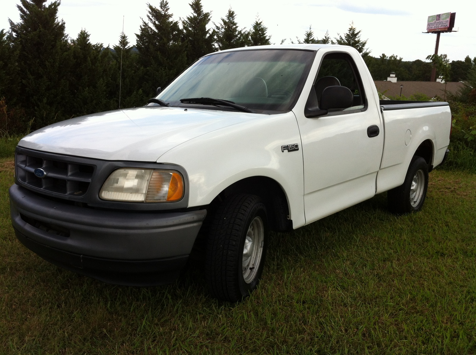 2003 Ford F-150 - Pictures