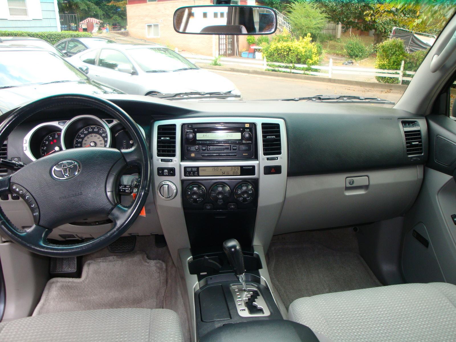 2004 Toyota 4runner Pictures Cargurus