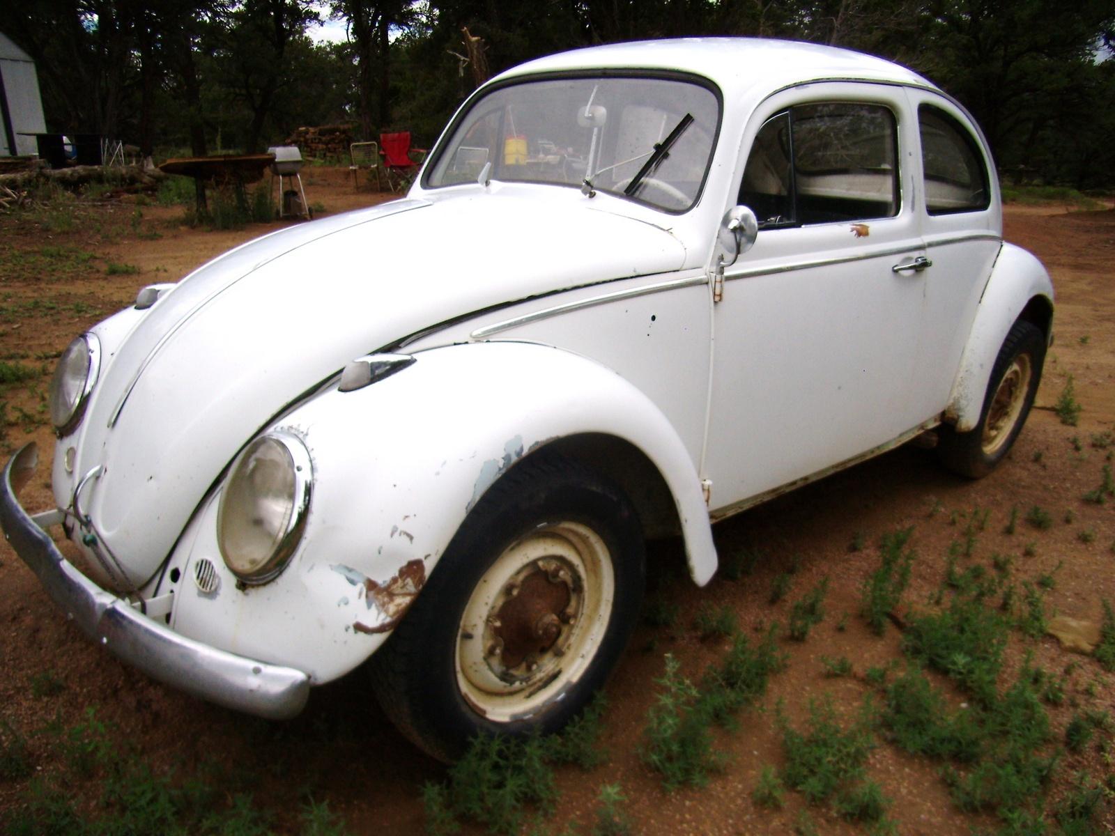1960 Volkswagen Beetle Overview Cargurus