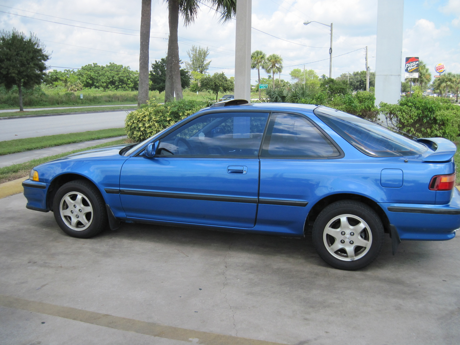 Acura Integra Dr Gs Hatchback Pic