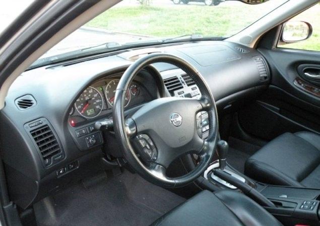 2002 Nissan Maxima - Interior Pictures - CarGurus