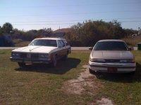 1988 Oldsmobile Custom Cruiser Overview
