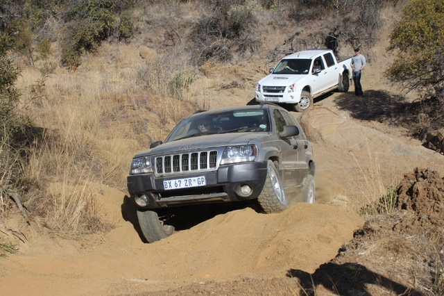 Picture of 2005 Jeep Grand Cherokee Laredo 4WD, exterior, gallery_worthy