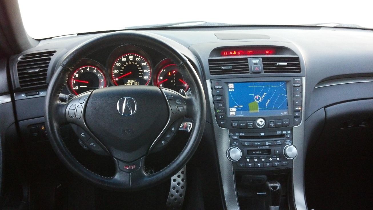 2007 Acura Tl Type S Price Specs More Rsportscarscom Autos Weblog