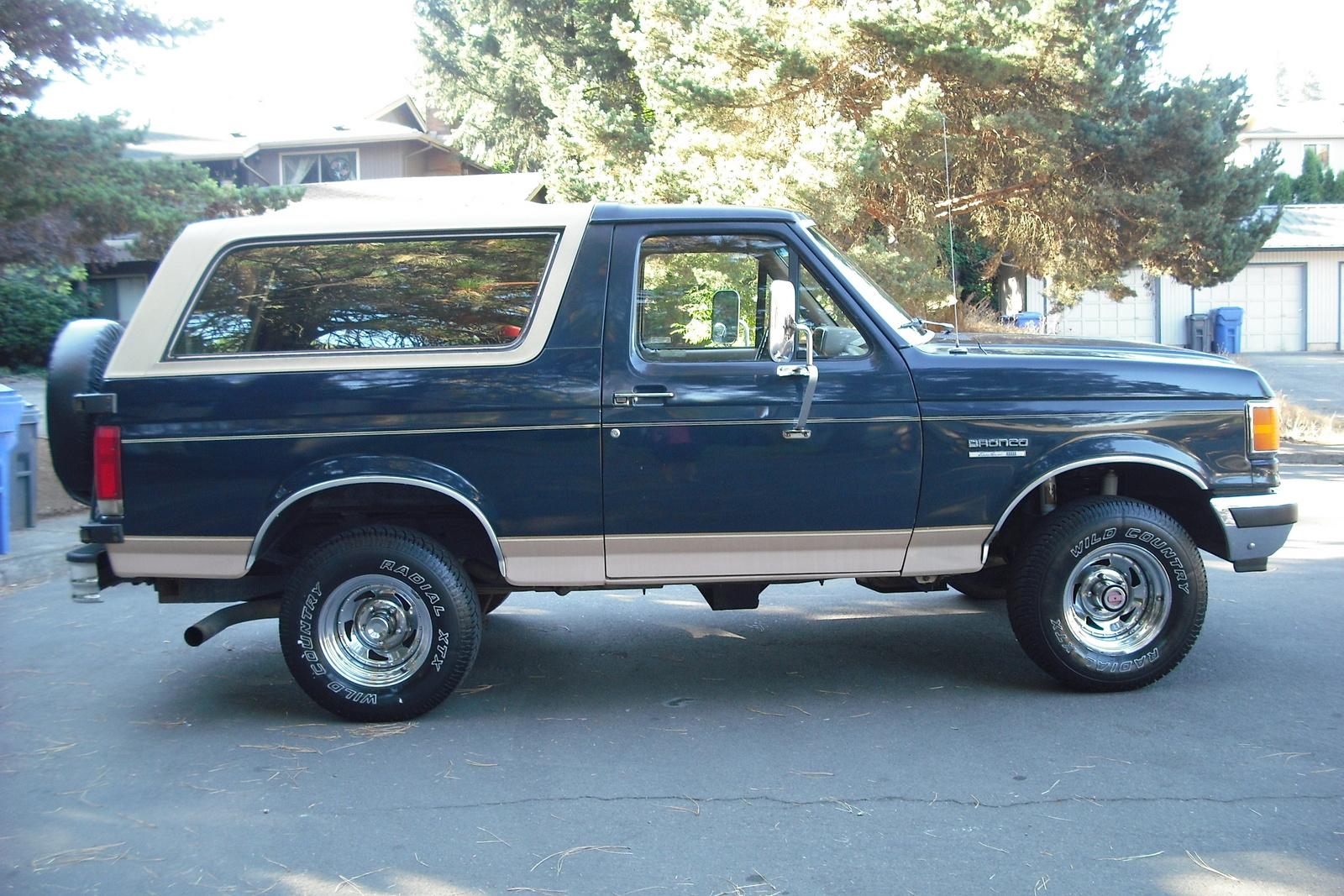 1988 ford bronco exterior pictures cargurus