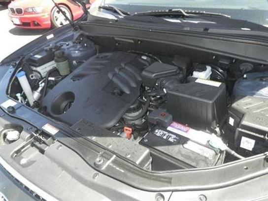Picture of 2009 Hyundai Santa Fe 2.7L GLS FWD, engine, gallery_worthy