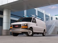 2013 GMC Savana Cargo Overview
